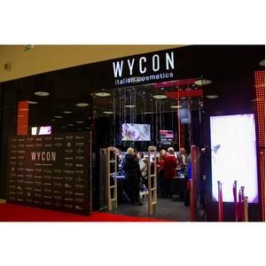 Магазин итальянской косметики Wycon Italian Cosmetics в ТЦ «Авиапарк»
