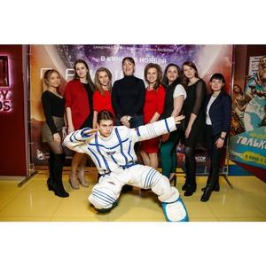 В столице Сибири состоялась премьера российского фильма «Пришелец»