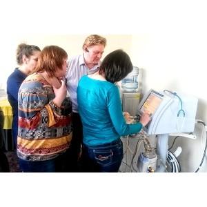 «Швабе» оказал поддержку обучающему проекту для специалистов-неонатологов