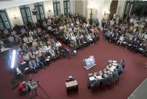 Встреча в ТПП привлекла внимание широкой общественности