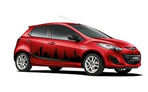 Путешествуй в стиле Cosmo: Mazda2 Cosmo Edition!