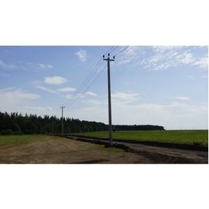 Липецкэнерго построит более 190 тыс километров линий электропередачи