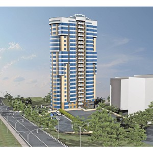 Компания «Аркада» завершает строительство ЖК «Босфор»