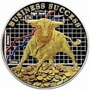 РСХБ запустил продажу монет из драгметаллов с символом Нового года