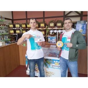 Волонтеры новосибирской «Балтики» напомнили о правилах продажи алкоголя