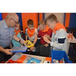Битва машин, или как отметили День защиты детей в «Атомном РобоКлассе»