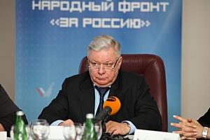 ОНФ обсудил с главой ФМС создание Центра мониторинга межнациональных проблем