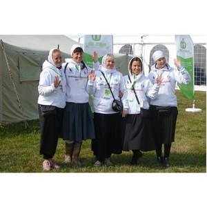 В Форуме «Радость моя» приняли участие православные добровольцы Союза Маринс Групп