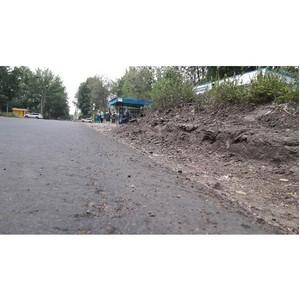 Активисты ОНФ в Алтайском крае держат на контроле ремонт «убитых» дорог Рубцовска
