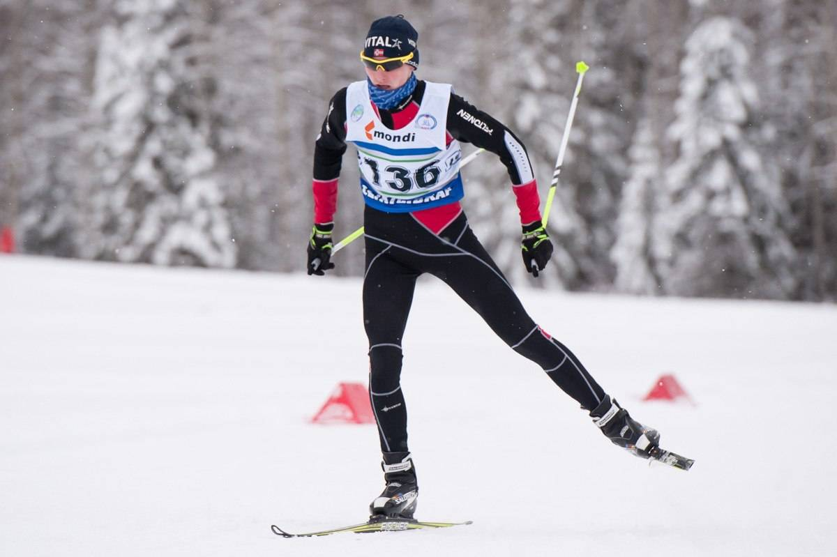 Спортсмены Дзержинского филиала РАНХиГС победили в городской лыжной гонке