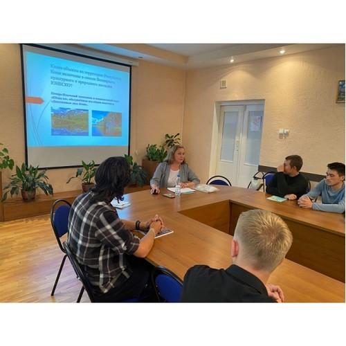 Активисты ОНФ провели урок, посвященный 100-летию Республики Коми