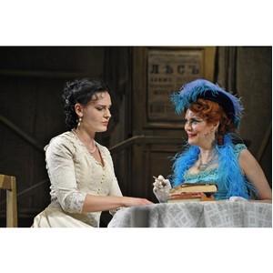 Театр сатиры: онлайн-трансляция спектакля «Таланты и поклонники»