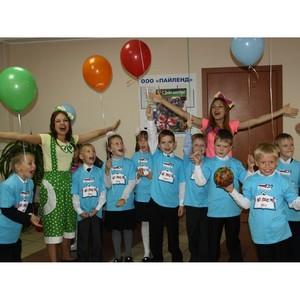 ОАО «Кузбассэнергосбыт» организовало праздник для детей сотрудников