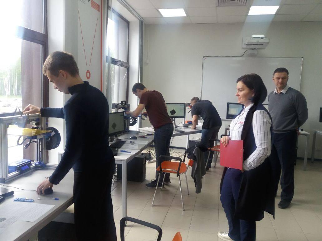 ЦОК ПАО «МЗИК» оценил готовность выпускников