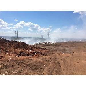 ОНФ в Оренбургской области требует ликвидировать незаконную свалку мусора в селе Татарская Каргала