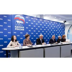Единая Россия обсудила подготовку к Форуму Российское село