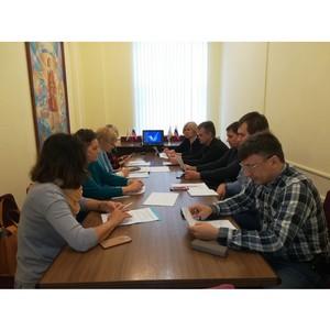 Активисты ОНФ в Карелии обсудили проблемы сохранения мужского здоровья и социального долголетия