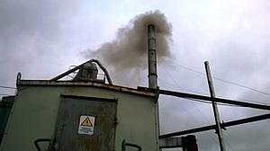 Суд приостановил деятельность асфальтового завода за нарушение правил охраны атмосферного воздуха.