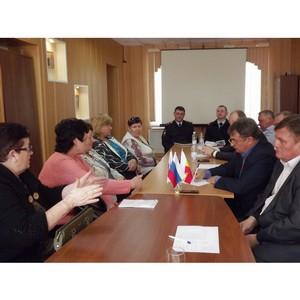 Жители Тарасовского района стремятся жить в благоустроенных поселениях