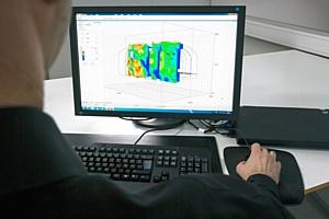 Sandvik Construction представила революционную систему geoSURE для подземных горных выработок