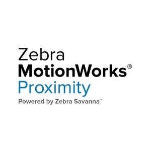 Zebra Technologies представляет ПО Zebra MotionWorks Proximity