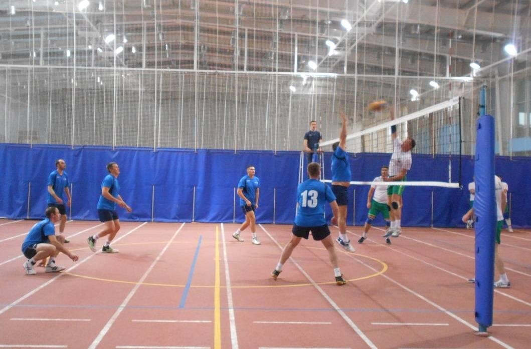 Стойленские спортсмены приняли участие в народной спартакиаде