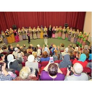 «Караван наследия» остановился в Доме дружбы народов Чувашии