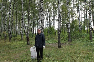 Ивановские пивовары присоединились к Всероссийской акции по уборке мусора