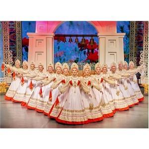 Премьера сезона Русского фольклорного шоу в театре «Золотое кольцо»