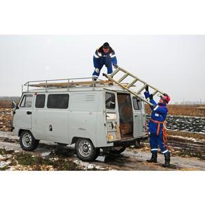 Энергетики «Ивэнерго» восстанавливают электроснабжение потребителей в районах Ивановской области