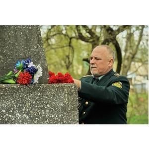Смоленские таможенники - встречая юбилей Победы