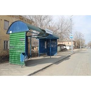 Активисты ОНФ оценили состояние автобусных остановок в Оренбурге, Орске и Бугуруслане
