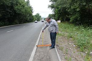 Активисты ОНФ раскритиковали качество ремонта дорог Воронежа