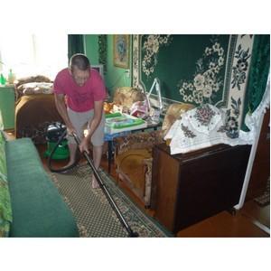 Клининговые услуги жителям Чусового будут оказывать на полученный от ОМК грант