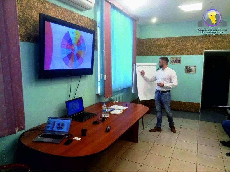 Кузбасские предприниматели узнали, как использовать метод архетипов в брендинге
