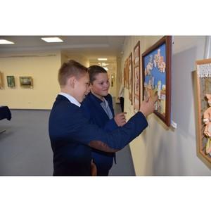 Дом дружбы народов Чувашии продолжает знакомить учащихся с керамикой и компьютерной графикой