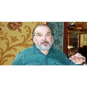 Резидент Русского литературного центра Борис Алексеев рассказал о себе