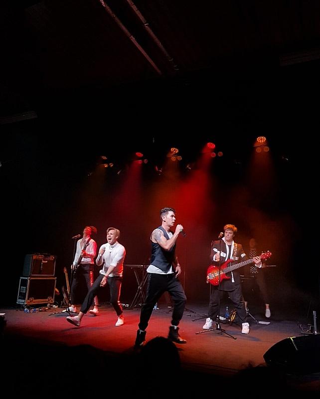 «На-На» в «М5 Молл»: «Наша группа стала прототипом британского бойз-бенда Take That»