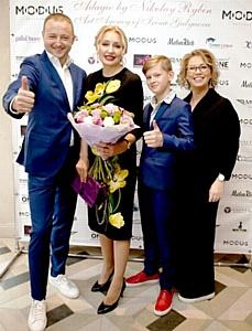 Феномен Николая Рыбина: российские звезды первыми оценили клип 10-летнего тенора
