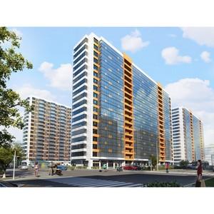 «Аквилон-Инвест» на ЖК «4YOU» завершил нулевой цикл строительных работ