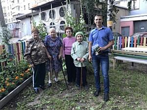 Активисты ОНФ держат на контроле ход реализации проекта «Формирование комфортной городской среды»
