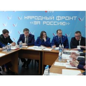 Активисты ОНФ обсудили меры по расширению «зеленого щита» в Самарской области