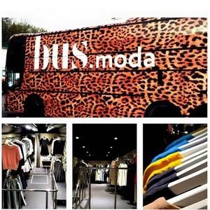Передвижной шоурум Bus.Moda откроется в деловом квартале Новоспасский