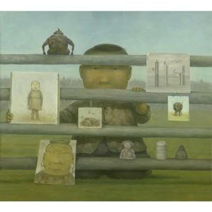 Галерея Ханхалаев представит в Музее Востока  выставку «Степные истории. Продолжение...»