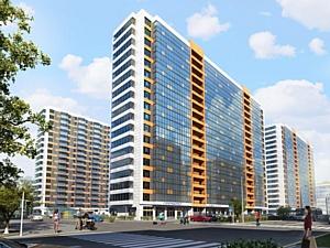 На ЖК «4you» в Санкт-Петербурге холдинг «Аквилон-Инвест» возводит уже 2-й этаж