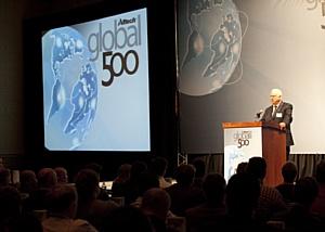 Размышляя о будущем индустрии молочного и мясного животноводства на Global 500 компании Alltech