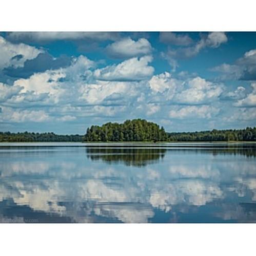 Озеро Дго в Смоленском Поозерье - место силы
