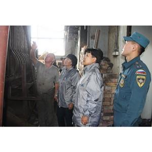 В Туве продолжаются мероприятия в рамках сотрудничества Народного фронта и МЧС