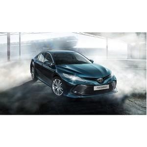 «Балтийский лизинг» предлагает клиентам Camry, ставшую лидером продаж среди Toyota
