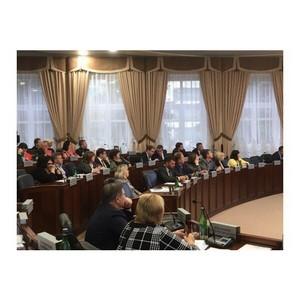 Депутат Липецкого областного Совета представит предложения интернет-сообщетва на публичных слушаниях